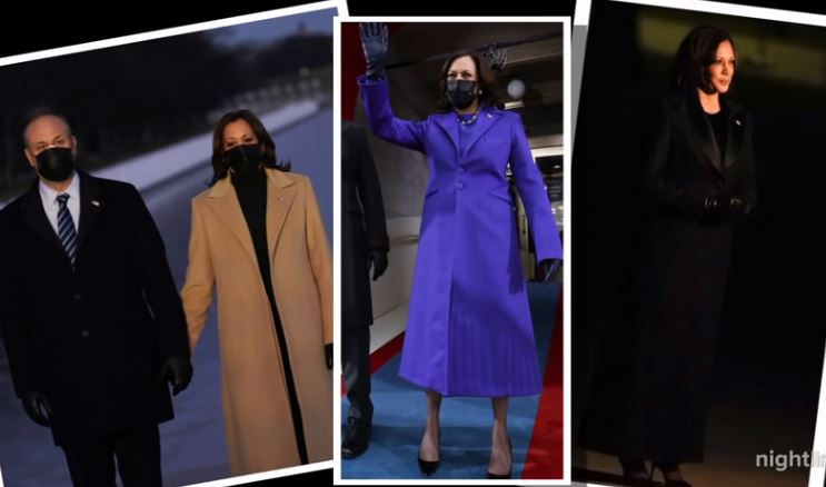 Amid the pandemic, fashion statements made an impact on Inauguration Day  Nightline | JPNN.us
